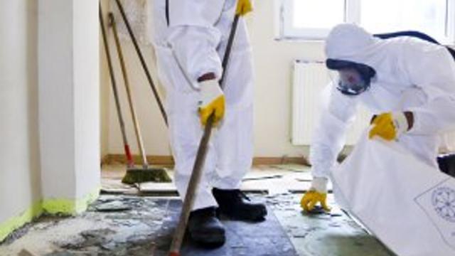 Maltepe'de asbest alarmı