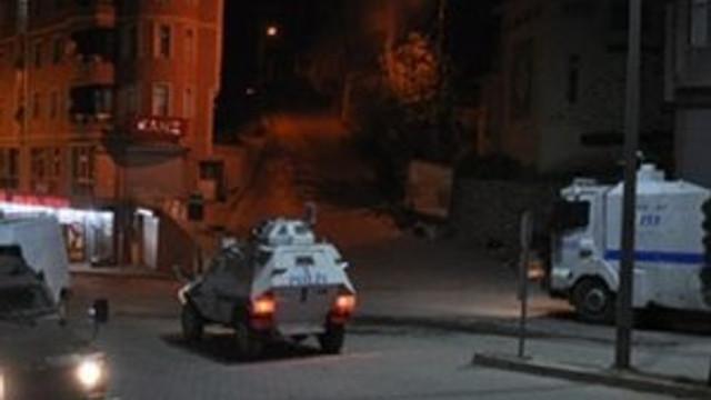 Tunceli'de sokağa çıkma yasağı !