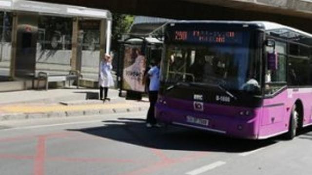 Otobüs durakları akıllanıyor !