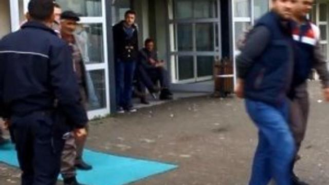 Erzurum'daki terör operasyonunda 13 tutuklama
