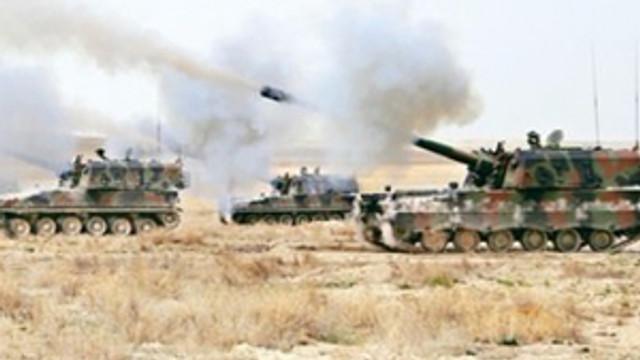PYD'nin kantonları vurulacak !