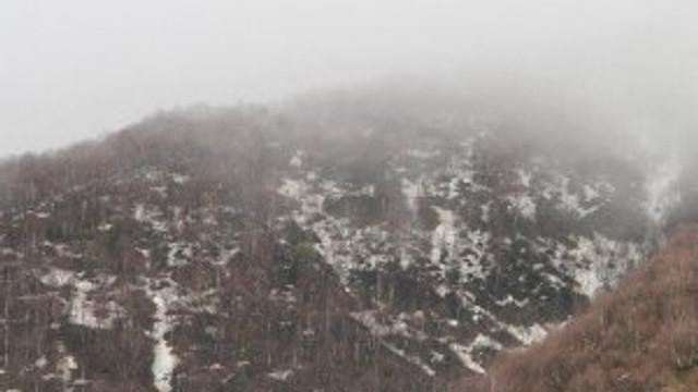 Mayıs'ta kar yağar mı demeyin, yağıyor !