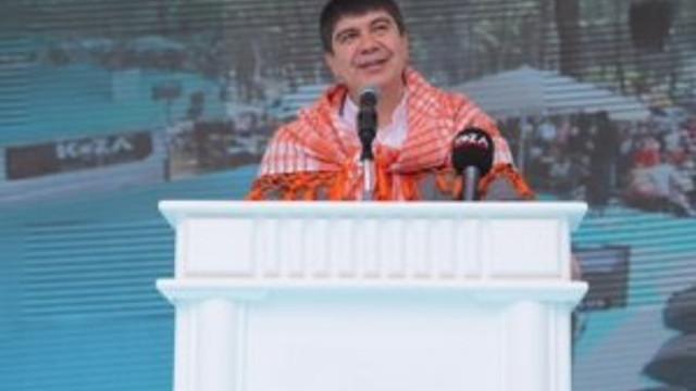 Başkan Türel: ''Yörük Köyleri kuracağız''
