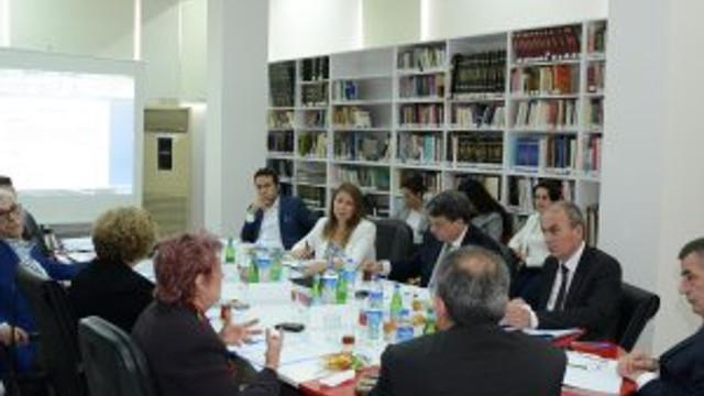 Türk İslam Medeniyetler Müzesi için ilk toplantı yapıldı