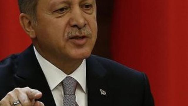 """Erdoğan resti çekti: """"Rahat olun"""""""