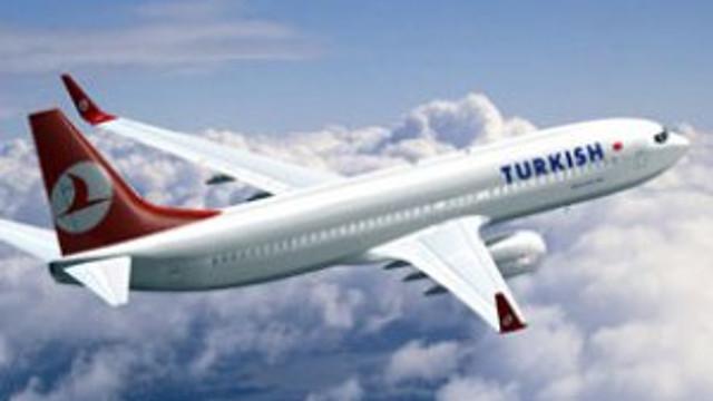 Bakan'ın uçağı zorunlu iniş yaptı !