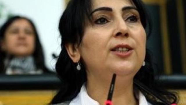 HDP'li Yüksekdağ'dan sert açıklama