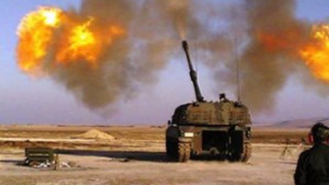 TSK IŞİD'e bomba yağdırdı !