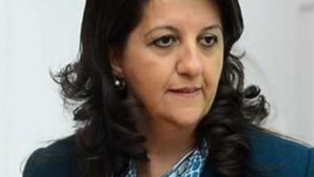 HDP'li Pervin Buldan hacca gidiyor