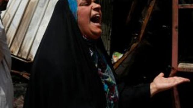 Bağdat kan gölüne döndü: En az 80 ölü
