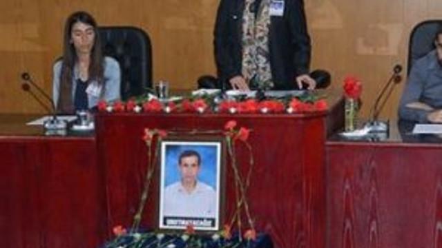 PKK saldırısına ölen PKK'lı için anma