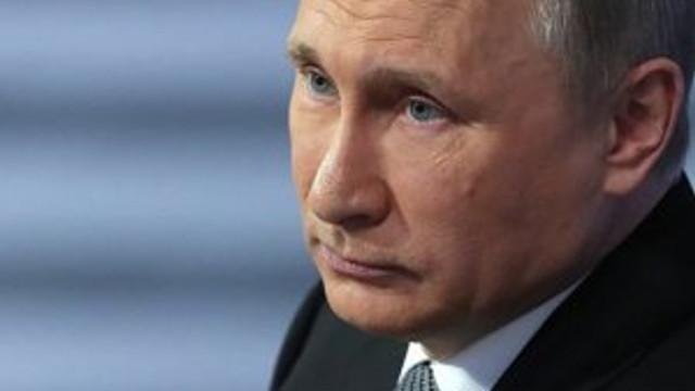 Putin'den gözdağı verdi !