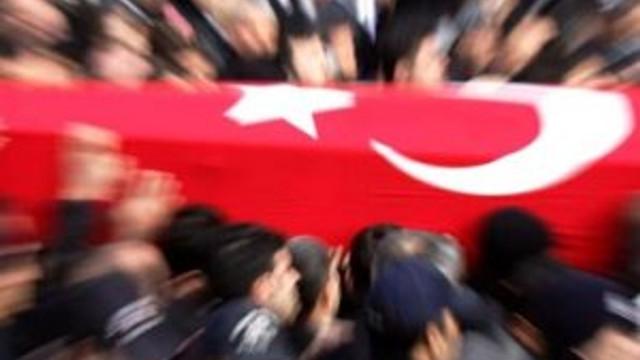 Kırklareli'nde zırhlı araç devrildi: 1 şehit