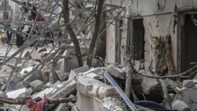 Sivillere hava saldırısı: 15 ölü