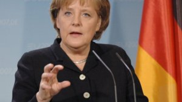 Merkel Türkiye'ye geliyor...