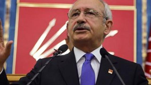 Kılıçdaroğlu'ndan bir ''kan'' açıklaması daha