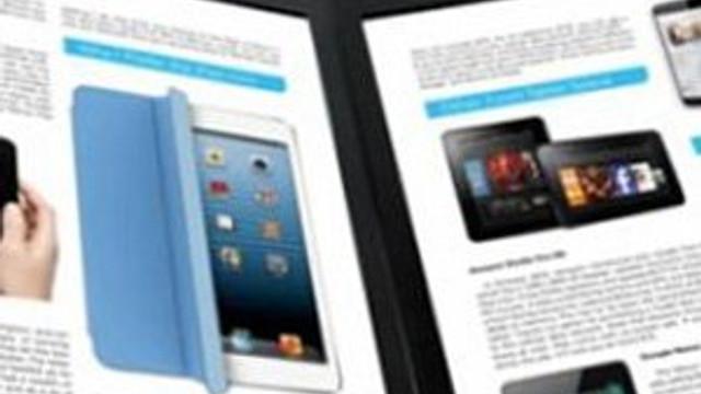 Çift ekranlı iPad geliyor