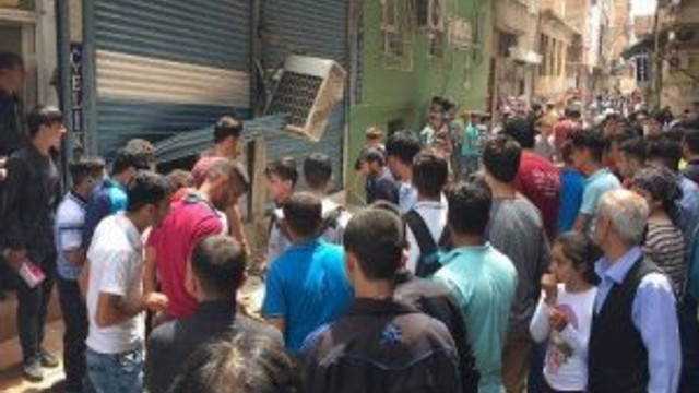 Küçük kıza taciz iddiası Diyarbakır'ı karıştırdı