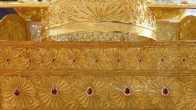 Dubaili işadamı mücevher sandığı için servet ödedi