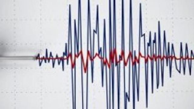 Çorum'da 3.8 büyüklüğünde deprem !