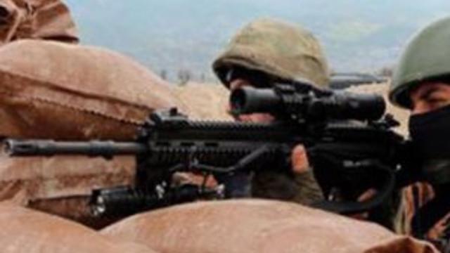 Polislerimizi şehit eden PKK'lılar öldürüldü !
