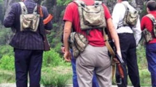 750 gönüllü PKK'lıların peşinde