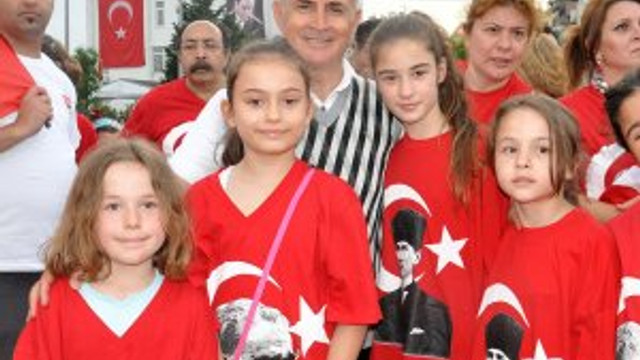 Başkan Akgün: 19 Mayıs 1919, Türkiye Cumhuriyeti'nin ilk kıvılcımıdır