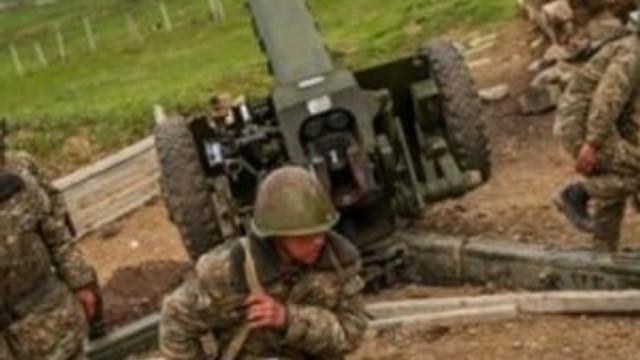 Ermenistan Azerbaycan arasında çatışma !