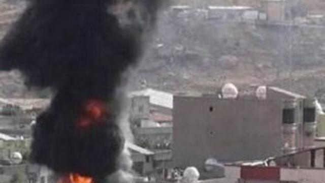 PKK yine yakıp yıktı !