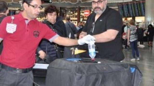 Atatürk Havalimanı'nda yeni önlem