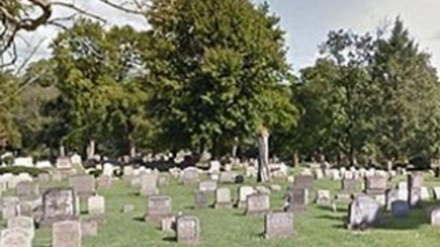 Mezarlıkta seks yaptılar !
