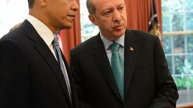 Erdoğan'dan Obama'ya kritik telefon !