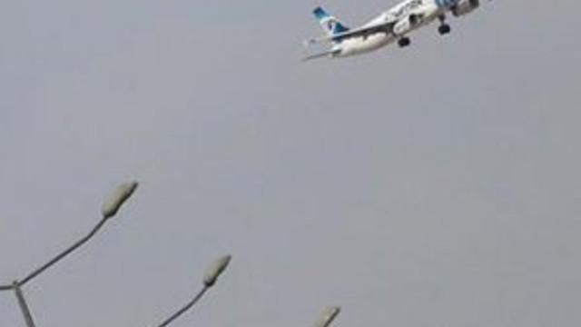 Kaybolan Mısır uçağında terör şüphesi !