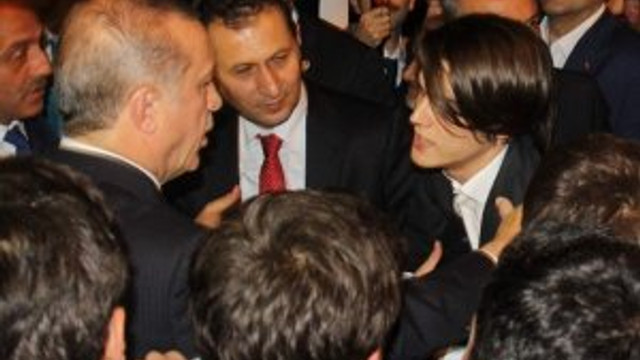 Erdoğan'dan yardım istedi