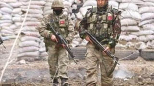 Karakola sızmaya çalışan PKK'lılar bozguna uğradı