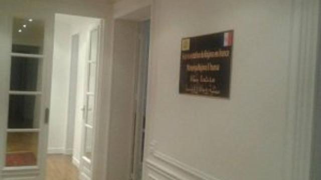 Fransa'da Rojava temsilciliği açıldı !