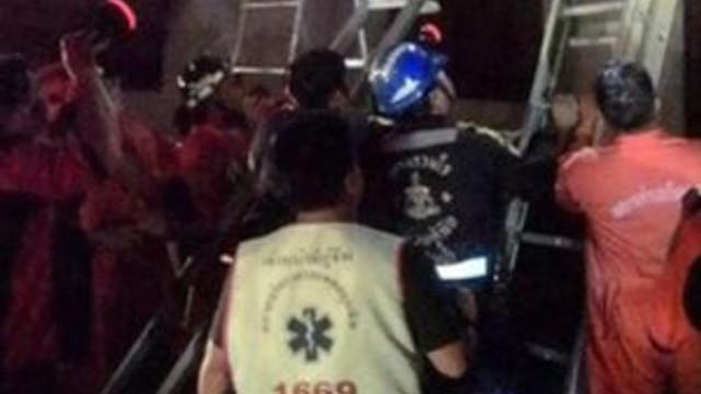 Yatılı okulda dehşet: 18 kız öğrenci yanarak öldü