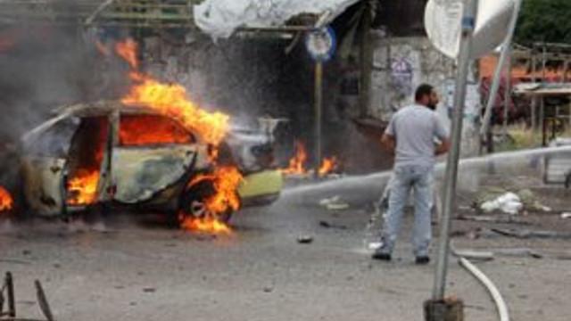 Suriye'de peş peşe saldırılar: En az 100 ölü