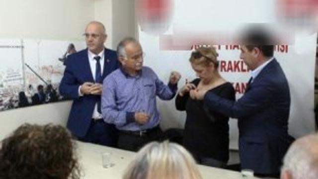 MHP'den istifa edip CHP'ye geçtiler