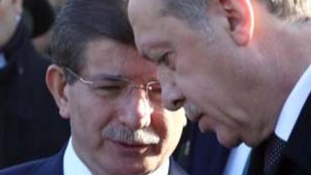 Erdoğan'dan Davutoğlu'na olay sözler