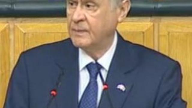 Bahçeli: AK Parti'ye desteğimiz sınırlıdır