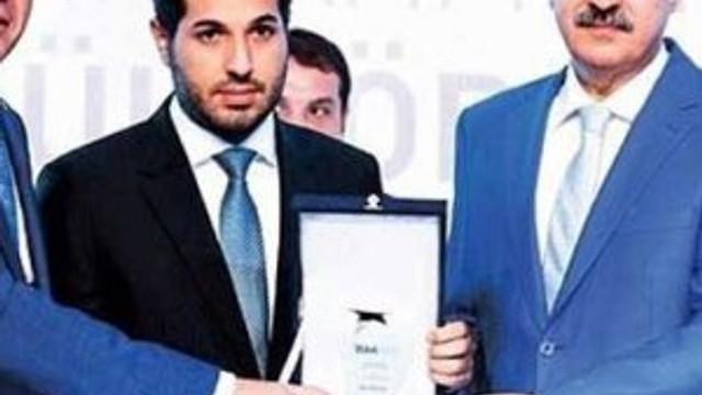 Reza Zarrab yine en iyiler listesinde