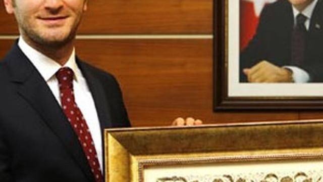 Erdoğan'a sürpriz başdanışman