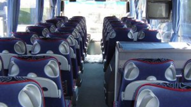 Şehirlerarası otobüste akılalmaz taciz