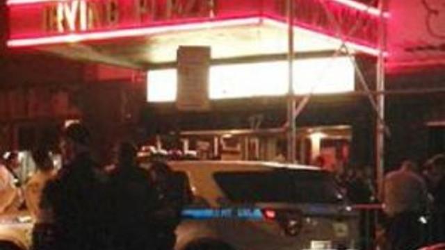 New York'ta konser salonunda şok saldırı !