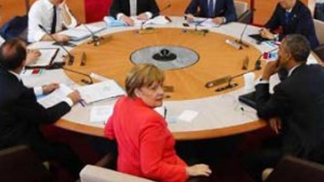 G7 Zirvesi sona erdi ! İşte alınan kararlar