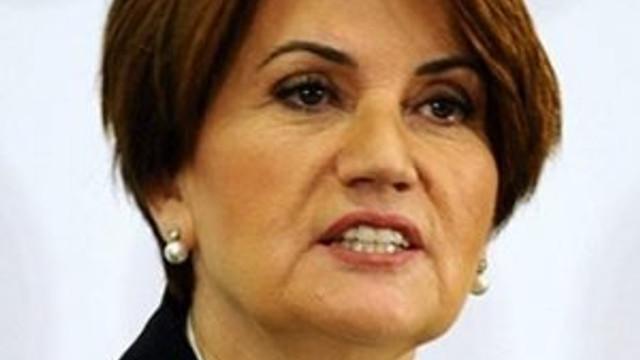 Meral Akşener o slogana kızdı !
