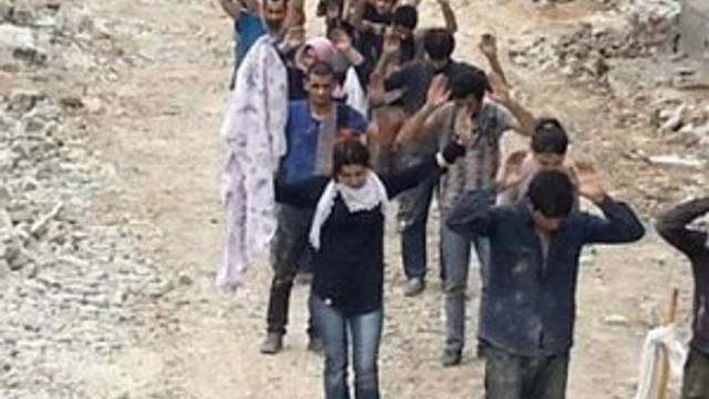 Teslim olan 25 teröristten 24'ü tutuklandı
