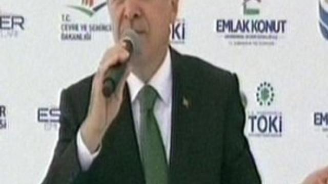 Erdoğan: Paris'ten, Brüksel'den endişeliyim