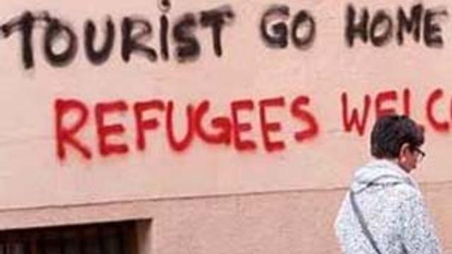 Turistleri artık istemiyorlar
